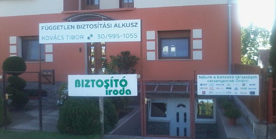 Sükösd - Kovács Tibor (Tendi Kft.) iroda