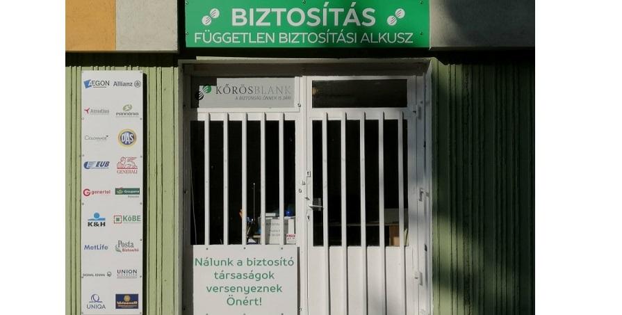 Szeged - Puskás Attila iroda